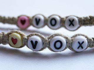 Event: <3 Vox
