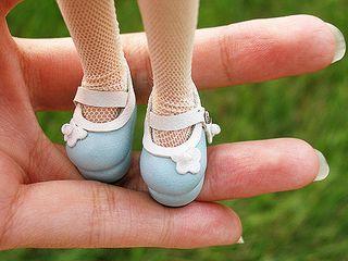 Blue Shoesies!