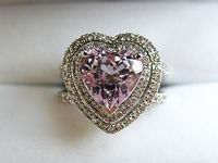 For Sale: Kunzite Ring