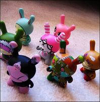 Most of My Dunnys