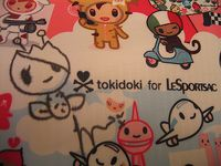 My Tokidoki Bag!