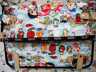 My New Tokidoki Bag